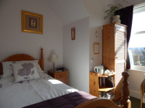 Single, en-suite, B&B, Glengarry, Kingussie, Highlands, Inverness, PH21 1JS