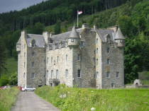 Castle, menzies, history, B&B, Bed, Breakfast, Glegnarry, Kingussie, Inverness, Highlandss
