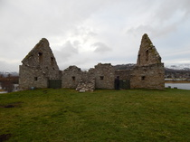 Ruthven Barracks, Insh Marshes, Kingussie, B&B, Jacobite, Accommodation, RSPB, Glengarry, Highlands, Invernessss