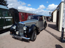 Steam train, vintage cars, Cairngorms, Mountains, B&B, North East 250